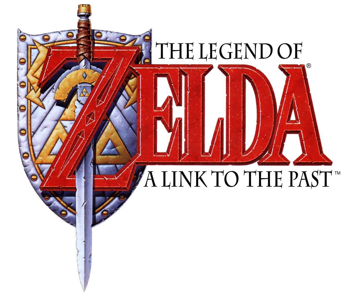 legend of zelda logo png