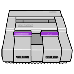 Snes transparent ico. Icon download all console