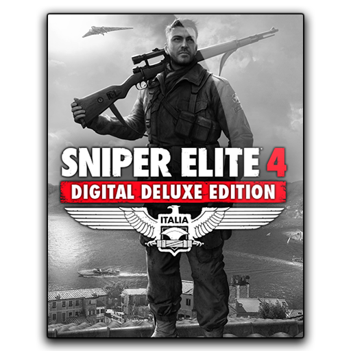 Sniper elite png. Icon by hazzbrogaming on