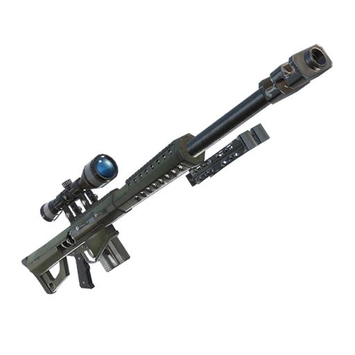 Sniper fortnite png. Leaked footage of the