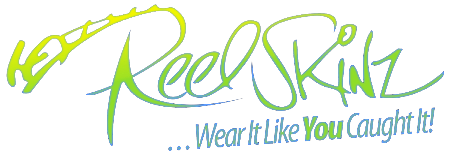Snook drawing colorful. Reelskinz fishing apparel fish