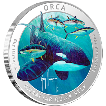 Snook drawing guy harvey. Collection series orca gibraltar