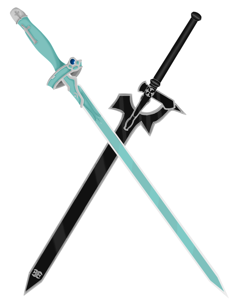 Swordsman drawing tattooed. Tattoo idea sword art