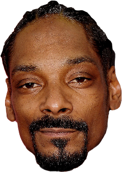Snoop dogg head png. Popular and trending stickers