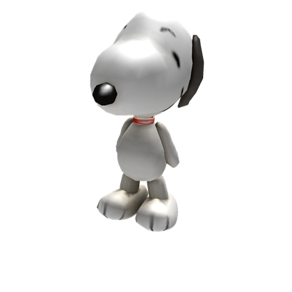Companion roblox d. Snoopy 3d png clip art black and white
