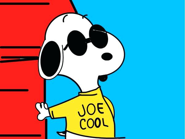 Cool clip art pictures. Snoopy clipart clip black and white