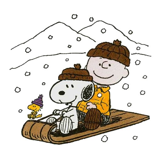Snoopy clipart winter. Panda free images info