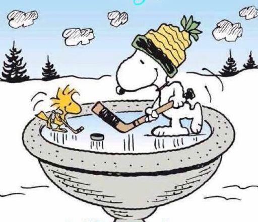 Snoopy clipart winter. Pin by cami hall