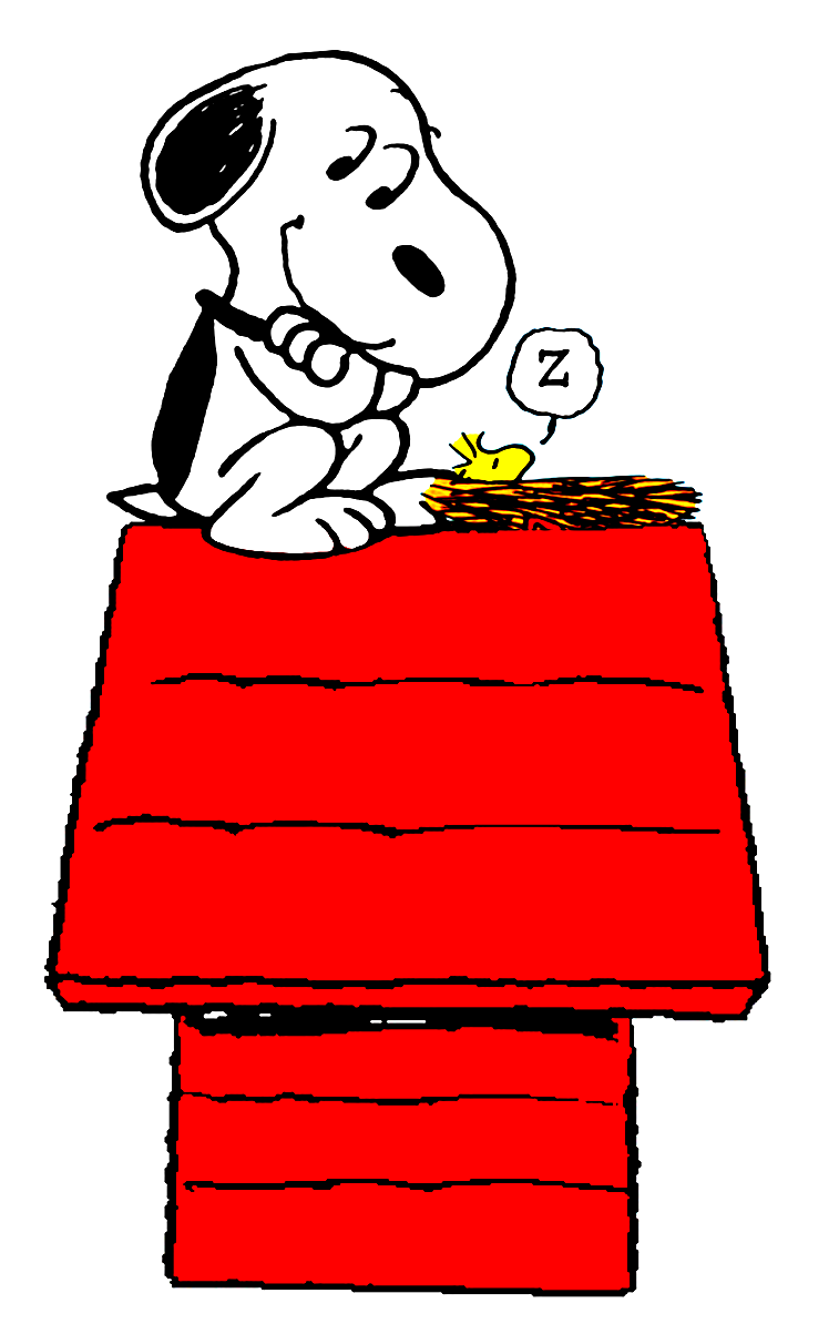 Snoopy sleeping png. Pin by eileen hynes