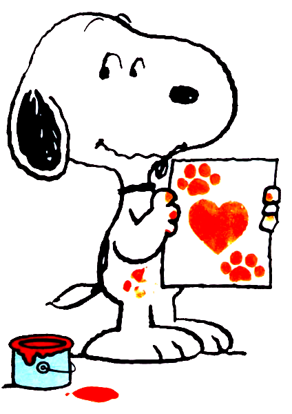 Snoopy Love Transparent Png Clipart Free Download Ywd