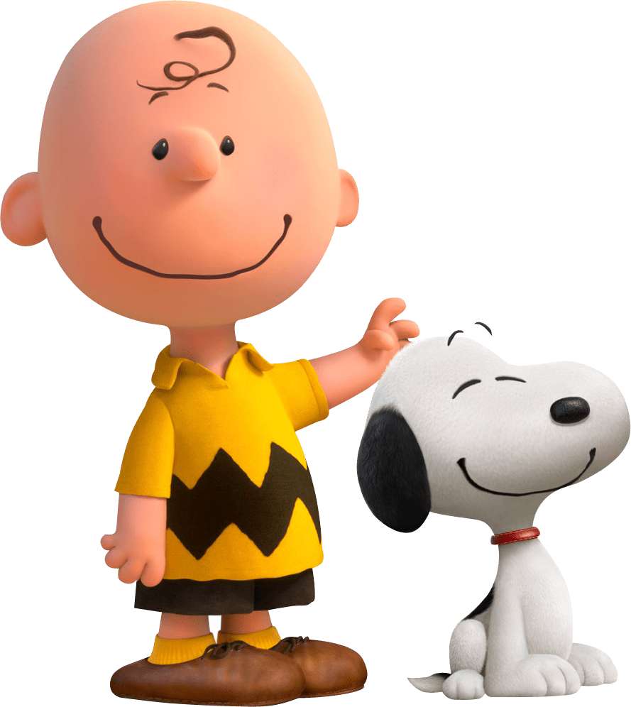 Charlie brown and transparent. Snoopy png vector free library