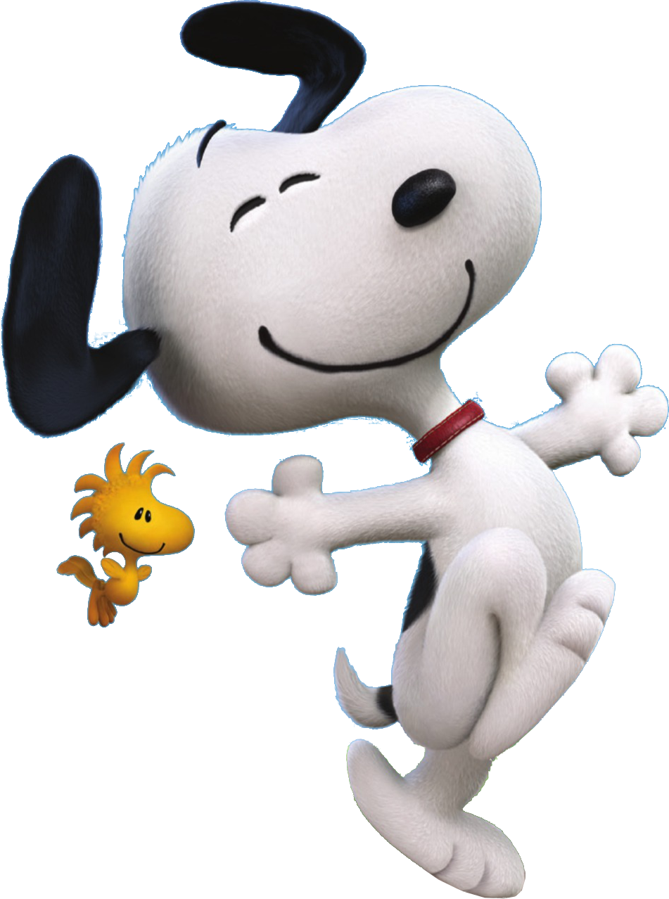 Transparent free images only. Snoopy png image stock