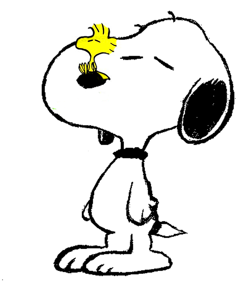 Snoopy sleeping png. Woodstock and are by
