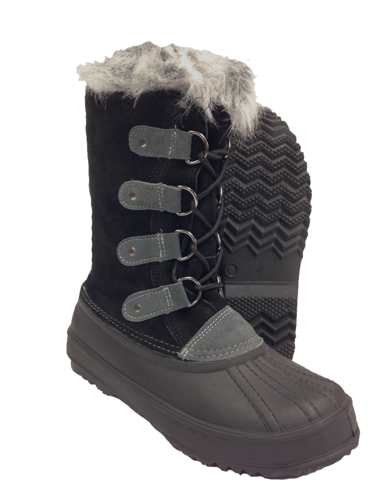 Snow boots png. Winter ladies meghan fashion