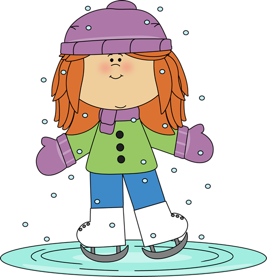 Girl ice clip art. Skating clipart graphic royalty free download
