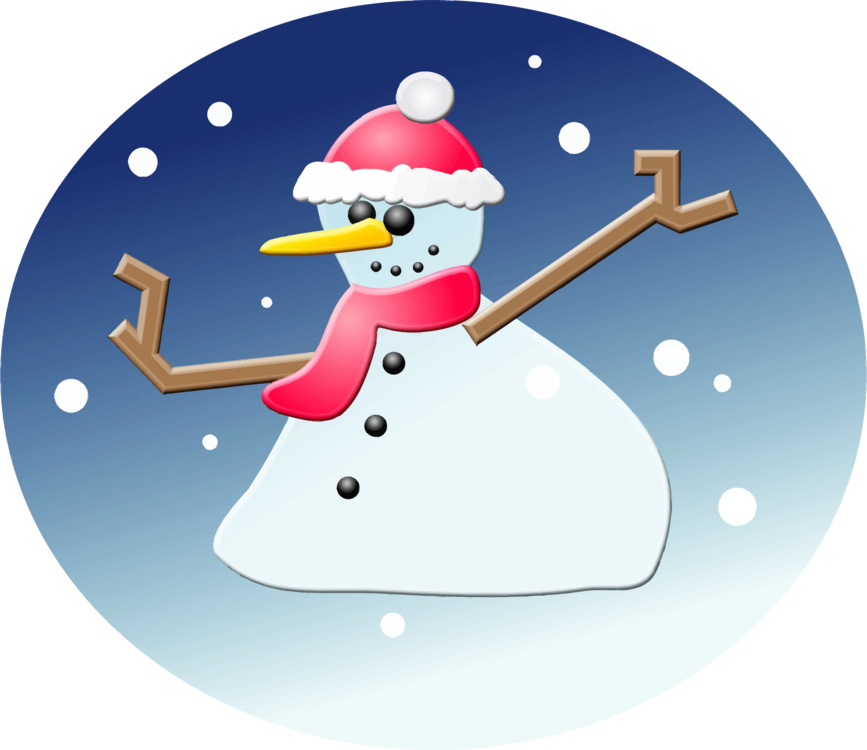 Snow clipart snow suit. Snowman winter cartoon christmas