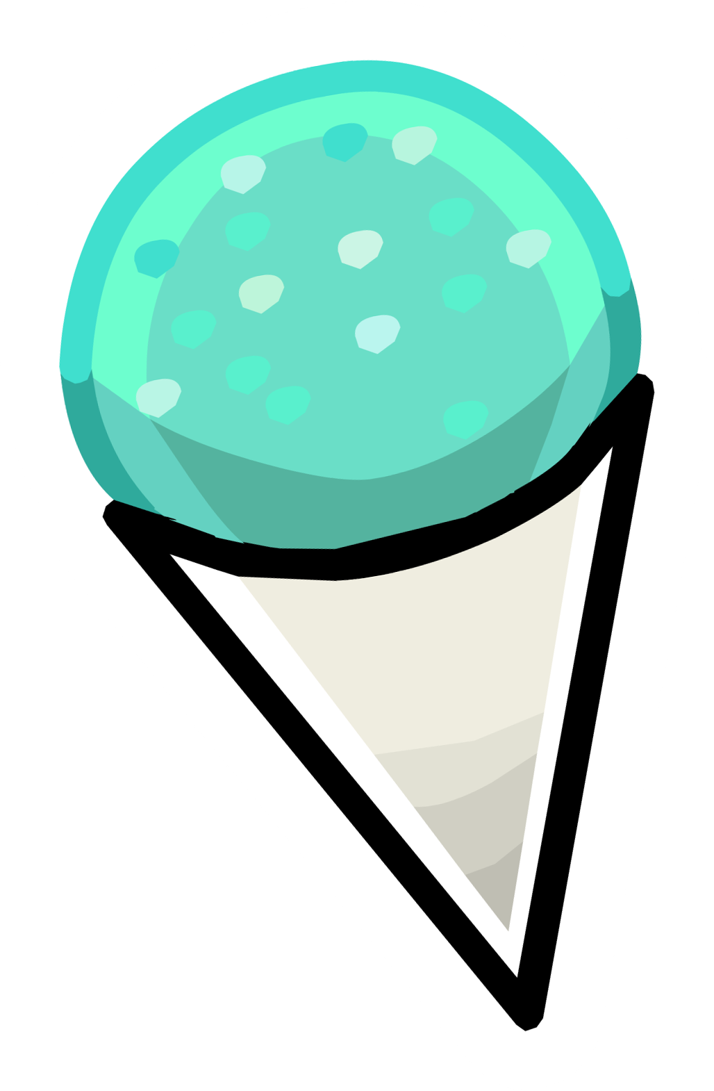 Snow cone png. Image pin club penguin