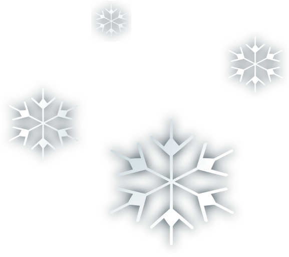Snow falling transparent background png. Download flakes clip art