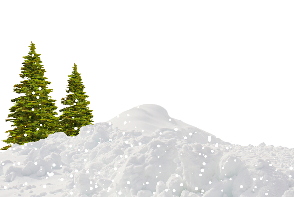 Snow falling transparent png. Images pictures photos arts