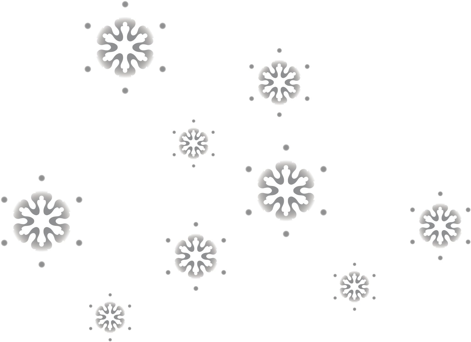 Snowfall vector png. Symmetry line point angle