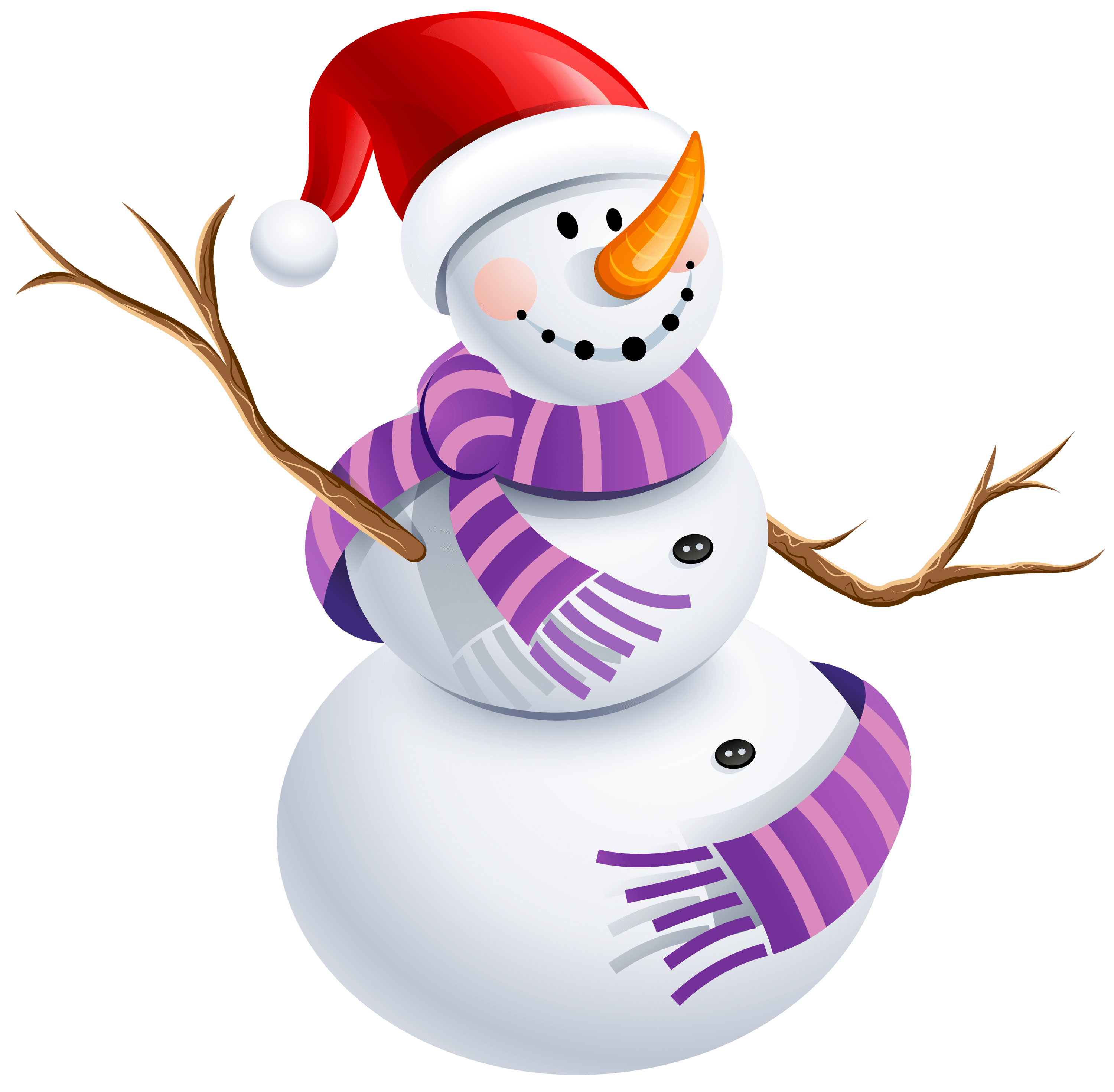 Snowman purple transparent stickpng. Snow man png vector library library