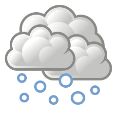 Snow svg. Archivo weather wikipedia la
