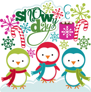 Snow svg clip art. Snowy day cutting files