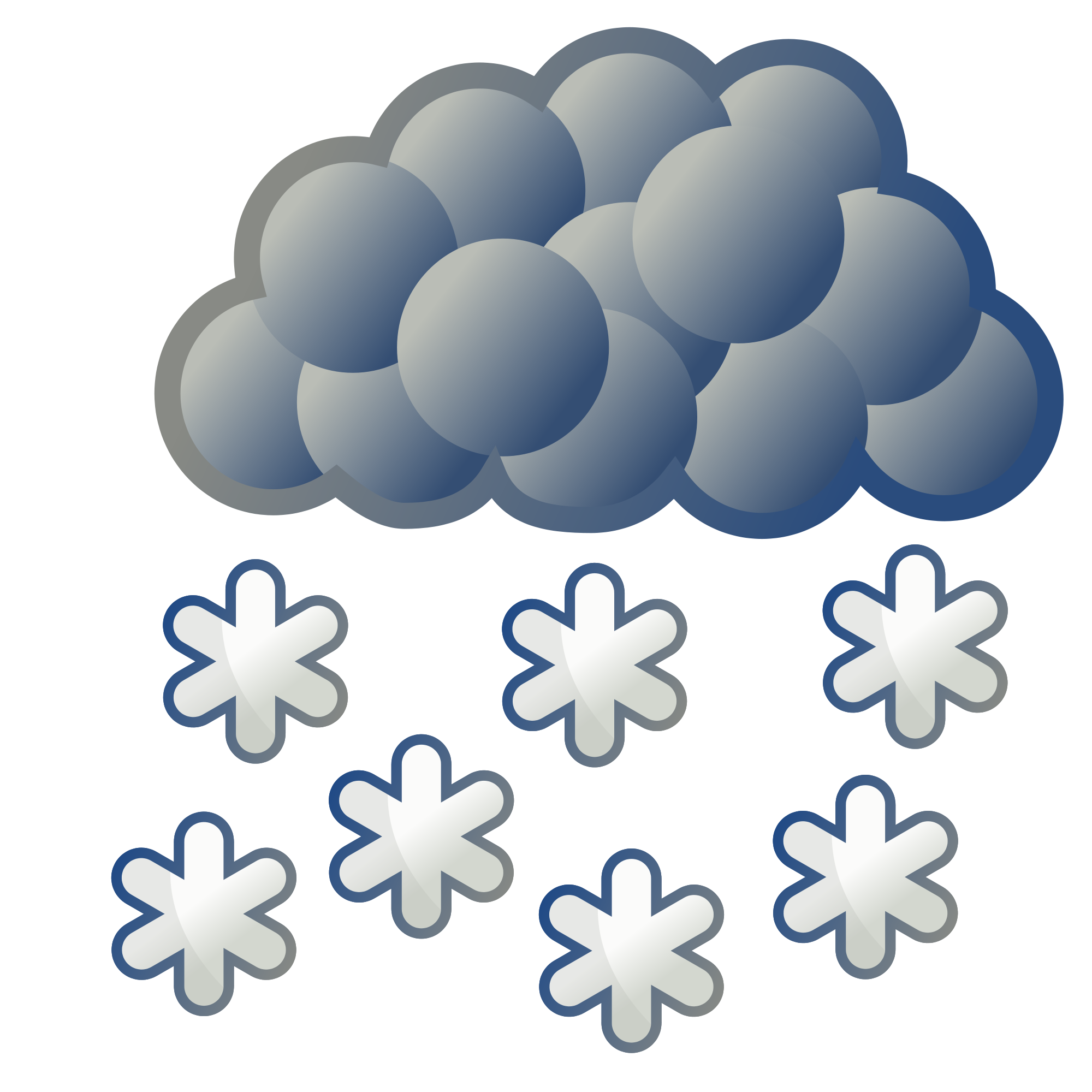 Snow svg weather. File nuvola wikimedia commons