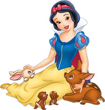 Snow white animals png. Disney clipart at getdrawings