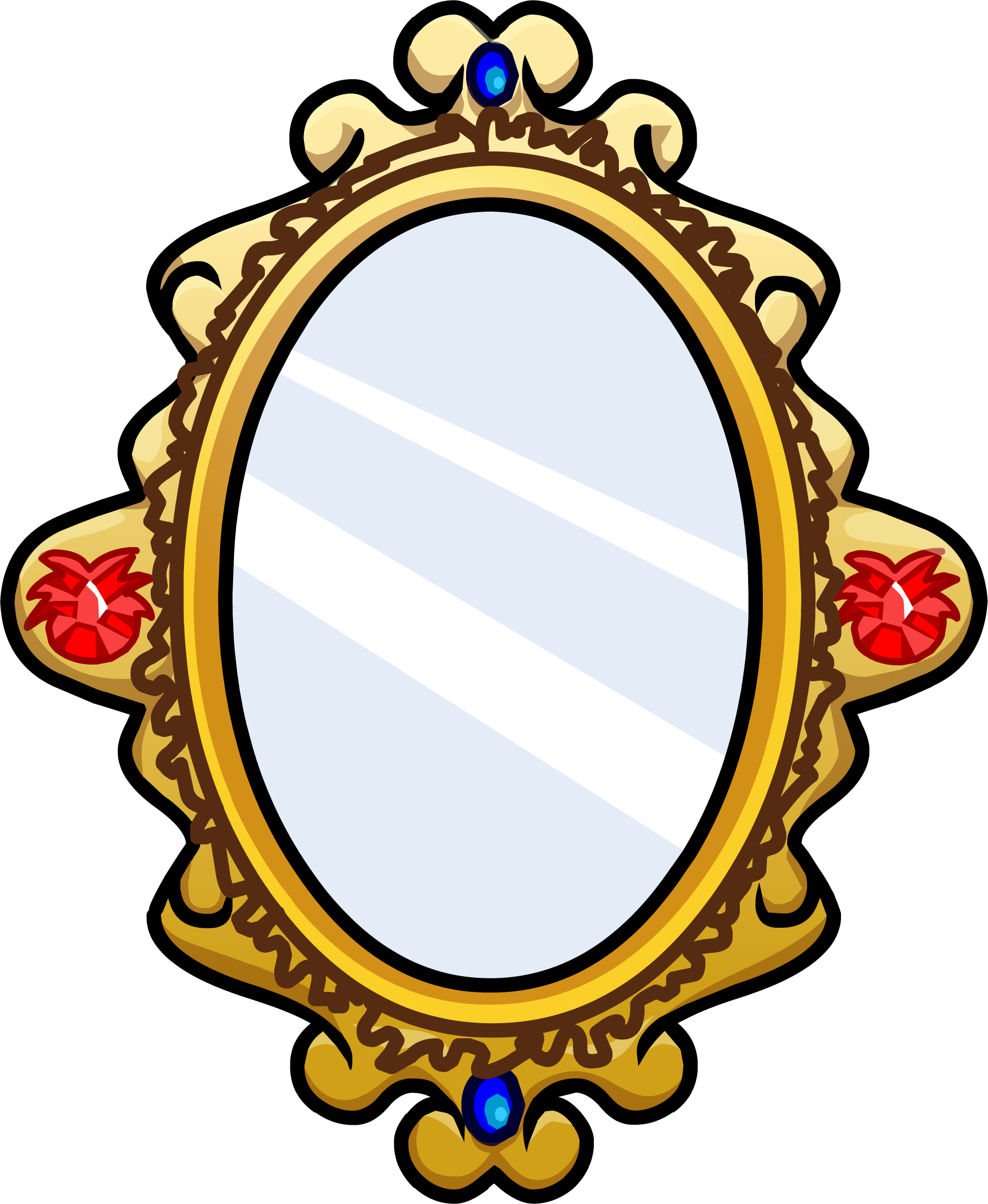 Snow white mirror png. Collection of clipart