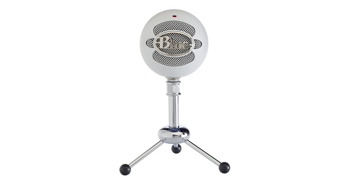 Snowball mic png. Blue microphones