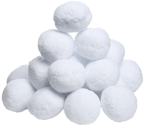 Transparent pills pile. Of snowballs png stickpng