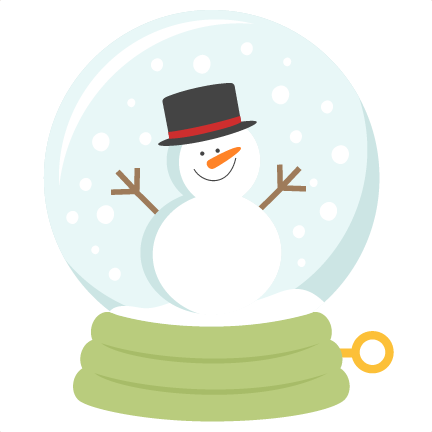 Snowball vector snow globe. Transparent png pictures free