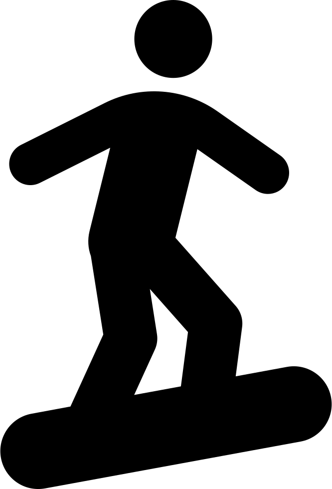 Snowboard clipart svg. Stick figure on png