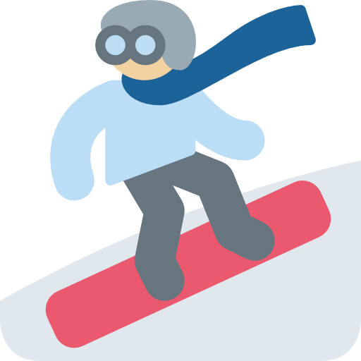Snowboarders clipart svg. Snowboarder free sports icons
