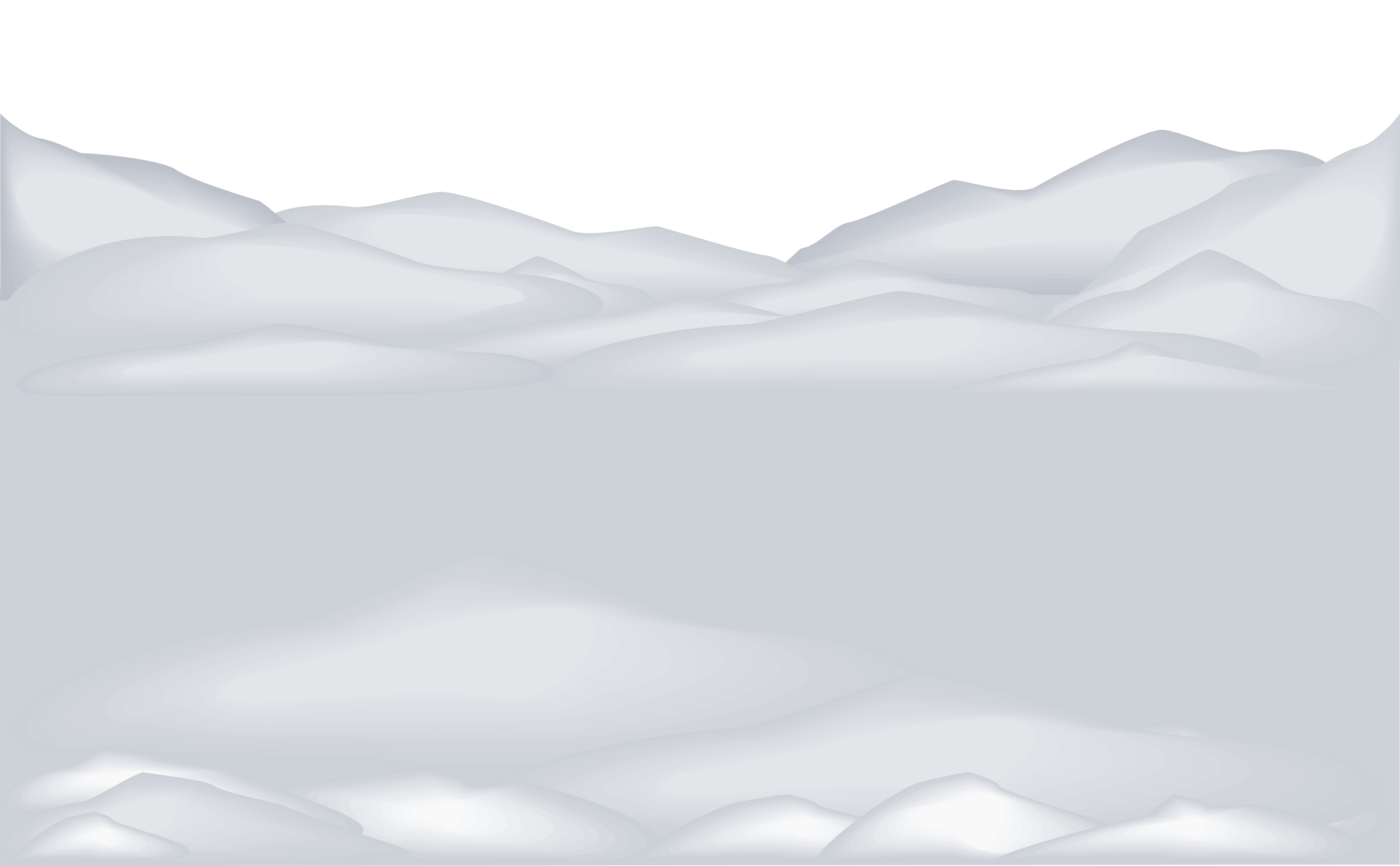 Transparent snowfall winter. Free snow cliparts download