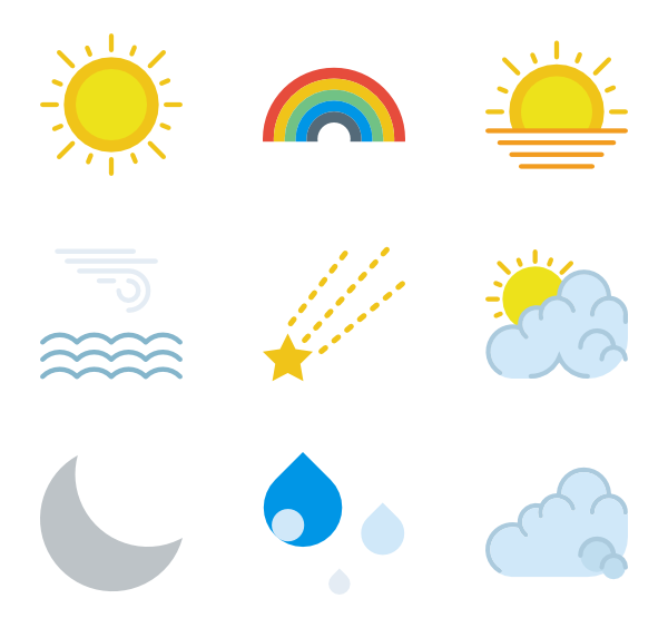 snow icon packs. Weather vector svg download