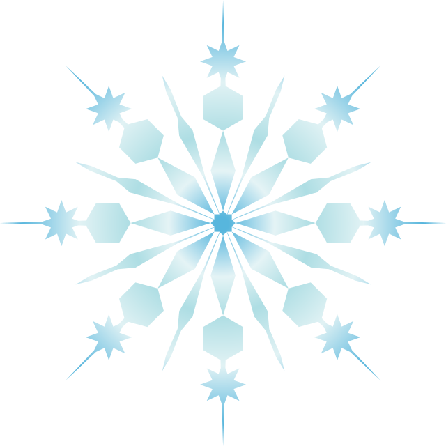 snowflake png transparent