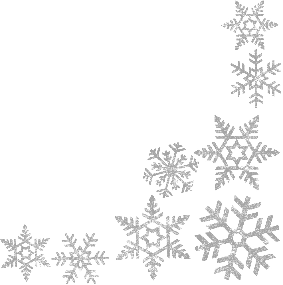 Snowflake border png. Snowflakes images free download