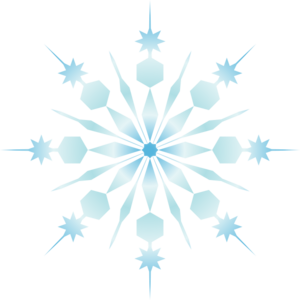 Snowflake clip. Art at clker com