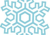 Snowflake clipart cartoon. Animated hdq cover for