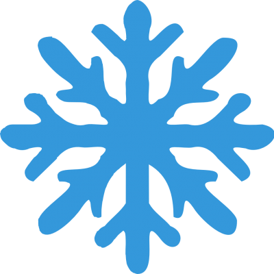 Snowflakes png clipart. Download free transparent image