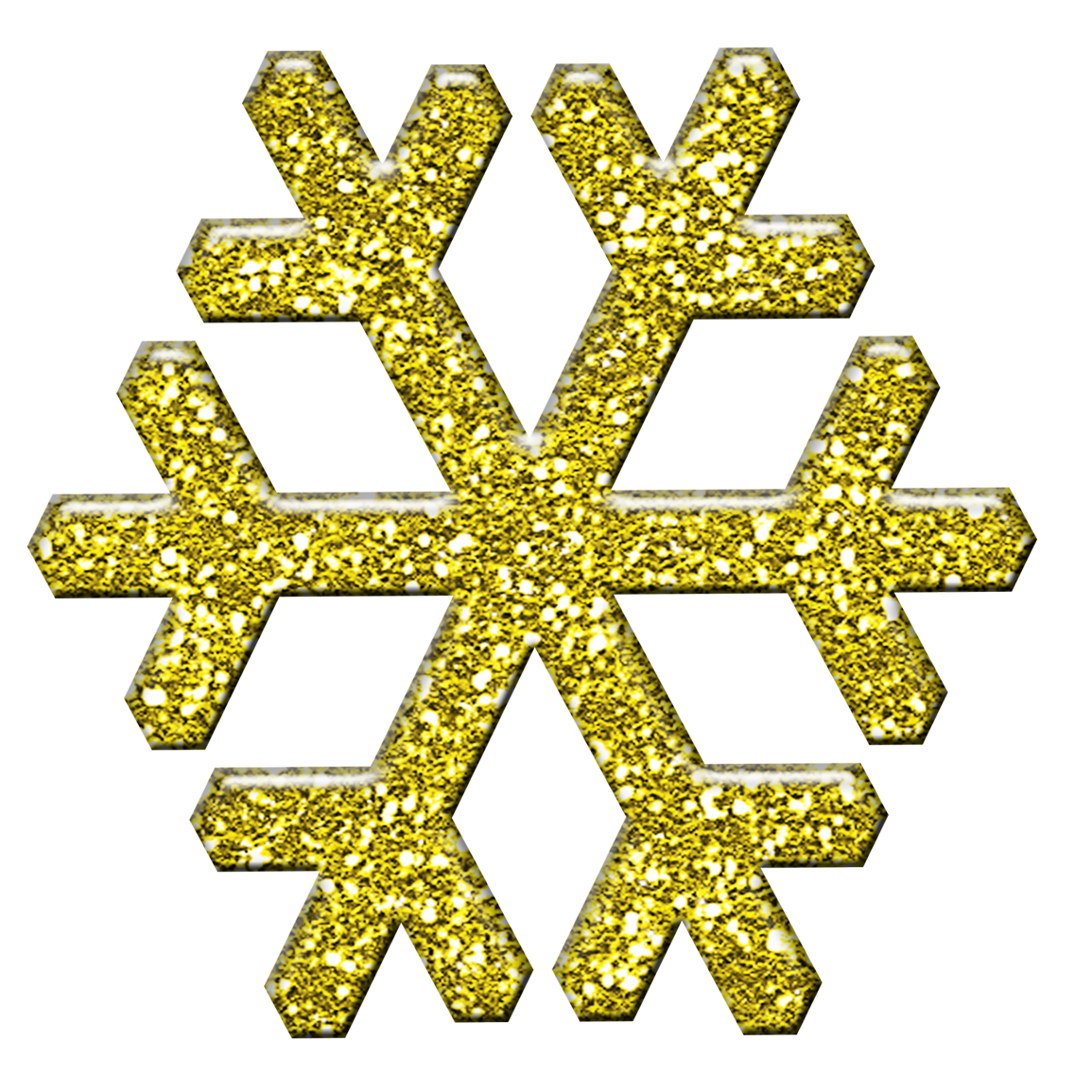 Sparkles clipart shiny. Free snowflake cliparts gold