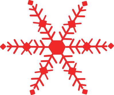Snowflakes clipart colorful. Yellow snowflake clip art