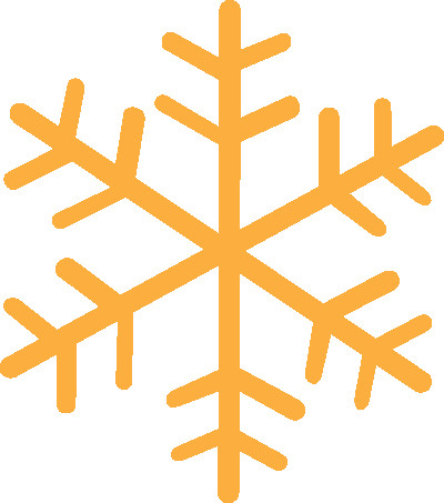 Snowflakes clipart clear background. Transparent png pictures free
