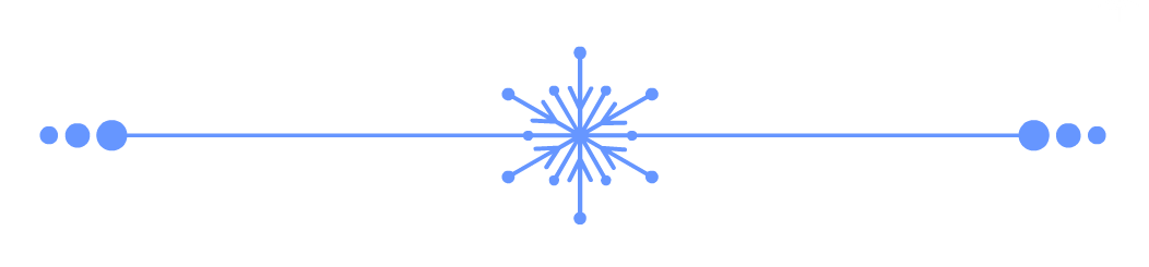Snowflake divider png. Separator reading is my