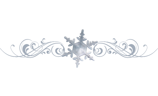 Snowflake divider png. Pattern designs illustrations winter