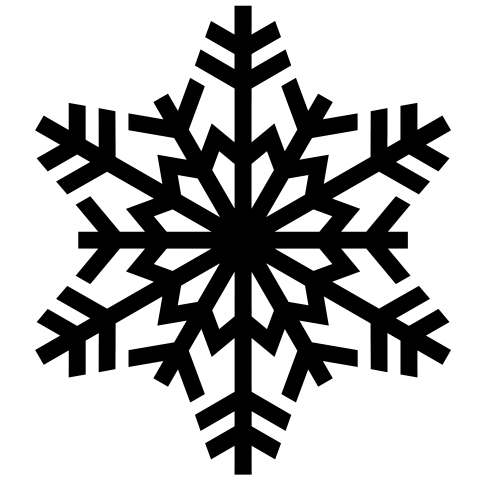Snow flake png. Snowflake free images toppng