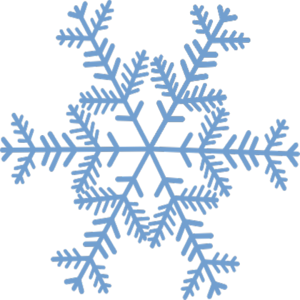 Snowflake png transparent background. Images clipart roblox imagessnowflakecliparttransparentbackground