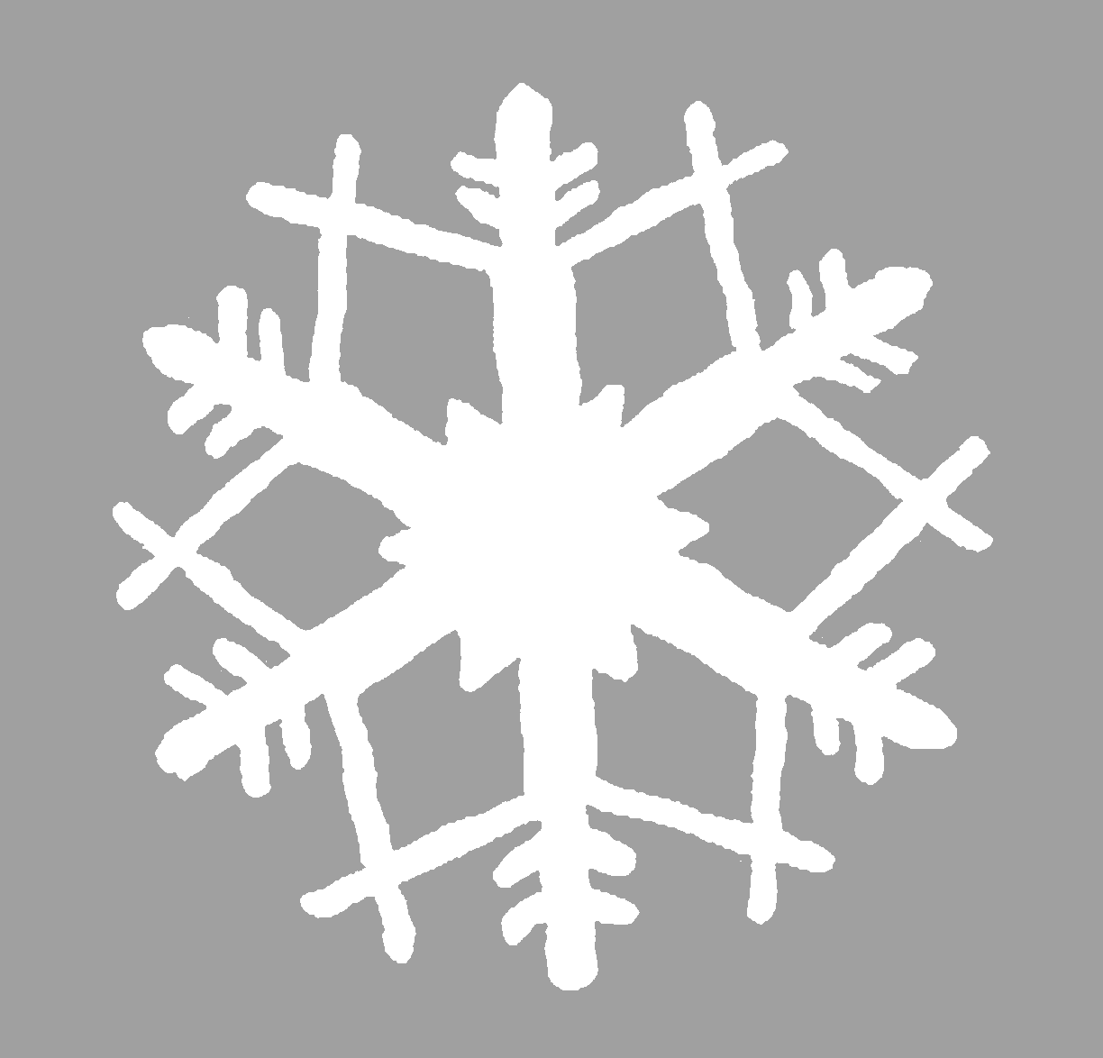 Snowflake silhouette png. The graphics monarch digital
